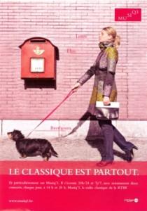 Belgium BOZAR Magazine ad
