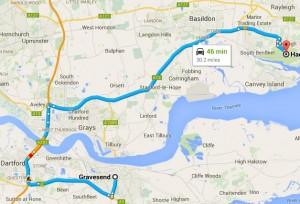 hadleigh-map